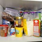 Reis, Nudeln und Co. sind noch wild verteilt