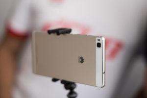 Huawei P8 HandsOn
